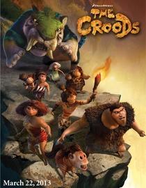 Os Croods - Poster / Capa / Cartaz - Oficial 4