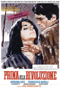 Antes da Revolução - Poster / Capa / Cartaz - Oficial 1