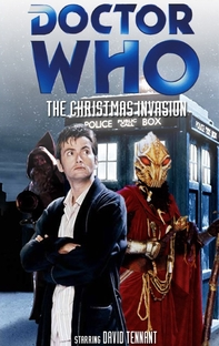 Doctor Who - A Invasão do Natal - Poster / Capa / Cartaz - Oficial 1