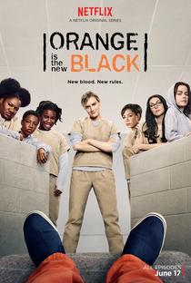Orange Is The New Black (4ª Temporada) - Poster / Capa / Cartaz - Oficial 1
