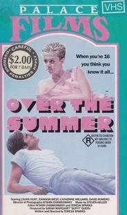 Over the Summer - Poster / Capa / Cartaz - Oficial 1