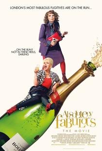 Absolutely Fabulous: O Filme - Poster / Capa / Cartaz - Oficial 1