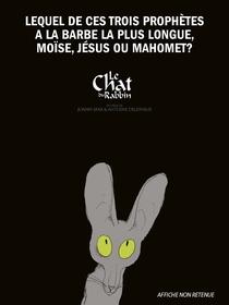 O Gato do Rabino - Poster / Capa / Cartaz - Oficial 2