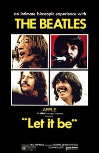 Let It Be - Poster / Capa / Cartaz - Oficial 1