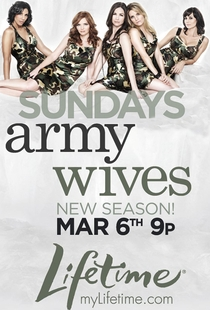 Army Wives (5° Temporada) - Poster / Capa / Cartaz - Oficial 2