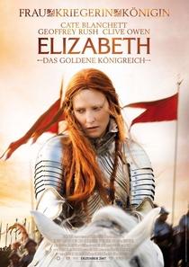 Elizabeth - A Era de Ouro - Poster / Capa / Cartaz - Oficial 3