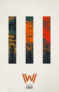Westworld (3ª Temporada) - Poster / Capa / Cartaz - Oficial 4