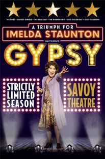 Gypsy Live from the Savoy Theatre - Poster / Capa / Cartaz - Oficial 1