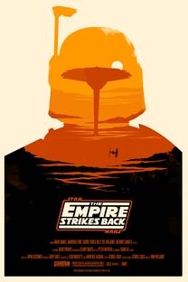 Star Wars: Episódio V - O Império Contra-Ataca - Poster / Capa / Cartaz - Oficial 11