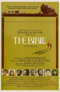 A Bíblia... No Início - Poster / Capa / Cartaz - Oficial 6