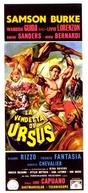 A Vingança de Ursus (La vendetta di Ursus)