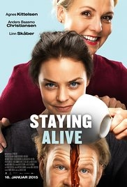 Staying Alive - Poster / Capa / Cartaz - Oficial 1