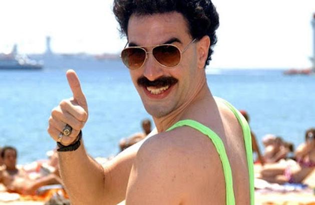 GARGALHANDO POR DENTRO: Notícia | Sacha Baron Cohen Viverá Freddie Mercury No Cinema