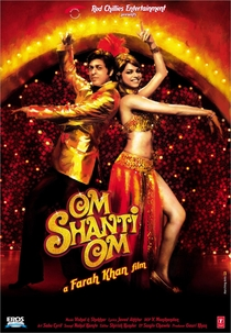 Om Shanti Om - Poster / Capa / Cartaz - Oficial 2