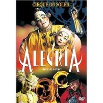 Cirque Du Soleil- Alegria - Poster / Capa / Cartaz - Oficial 1