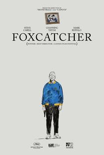 Foxcatcher: Uma História que Chocou o Mundo - Poster / Capa / Cartaz - Oficial 8