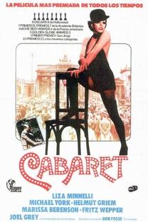 Cabaret - Poster / Capa / Cartaz - Oficial 11