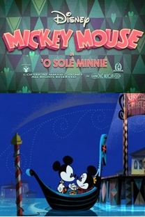 O Sole Minnie - Poster / Capa / Cartaz - Oficial 1