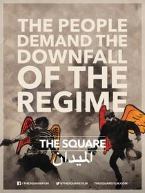 A Praça Tahrir - Poster / Capa / Cartaz - Oficial 2