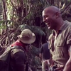 Jumanji 2 | Dwayne Johnson assusta Kevin Hart em novo vídeo do set