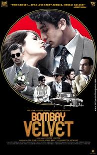 Bombay Velvet - Poster / Capa / Cartaz - Oficial 3