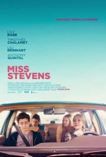 Miss Stevens - Poster / Capa / Cartaz - Oficial 1