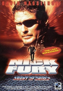 Nick Fury: Agente da S.H.I.E.L.D. - Poster / Capa / Cartaz - Oficial 1