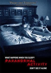 Atividade Paranormal - Poster / Capa / Cartaz - Oficial 2