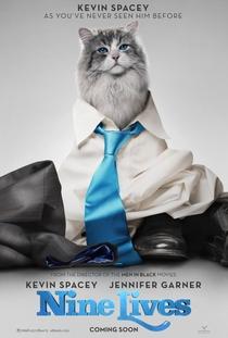 Virei um Gato - Poster / Capa / Cartaz - Oficial 1