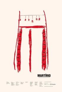 Martírio - Poster / Capa / Cartaz - Oficial 1