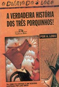 A Verdadeira História dos Três Porquinhos  - Poster / Capa / Cartaz - Oficial 1