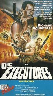 Os Executores - Poster / Capa / Cartaz - Oficial 1