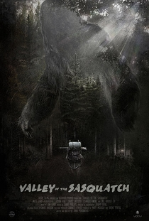 Valley of the Sasquatch - Poster / Capa / Cartaz - Oficial 1