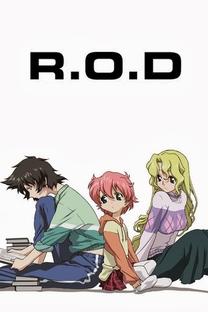 R.O.D the TV - Read or Dream - Poster / Capa / Cartaz - Oficial 1