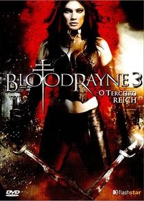 Bloodrayne 3 - O Terceiro Reich - Poster / Capa / Cartaz - Oficial 2