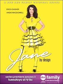 Jane By Design  (1ª temporada) - Poster / Capa / Cartaz - Oficial 4