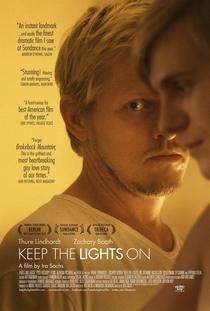 Deixe a Luz Acesa - Poster / Capa / Cartaz - Oficial 1