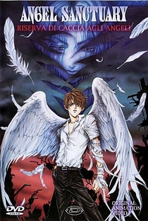 Angel Sanctuary - Poster / Capa / Cartaz - Oficial 1