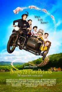 Nanny McPhee - E As Lições Mágicas - Poster / Capa / Cartaz - Oficial 3