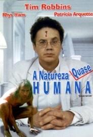 A Natureza Quase Humana - Poster / Capa / Cartaz - Oficial 6