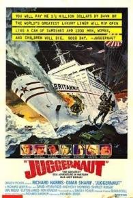 Juggernaut - Inferno em Alto Mar - Poster / Capa / Cartaz - Oficial 1