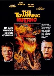 Inferno na Torre - Poster / Capa / Cartaz - Oficial 1