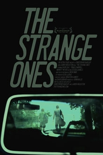 The Strange Ones - Poster / Capa / Cartaz - Oficial 1