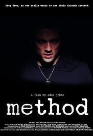 Method - Poster / Capa / Cartaz - Oficial 1
