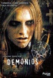 Demônios - Poster / Capa / Cartaz - Oficial 1