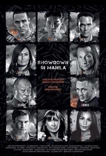 Showdown in Manila - Poster / Capa / Cartaz - Oficial 3