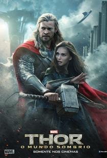 Thor: O Mundo Sombrio - Poster / Capa / Cartaz - Oficial 19