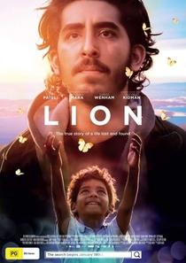 Lion: Uma Jornada Para Casa - Poster / Capa / Cartaz - Oficial 2