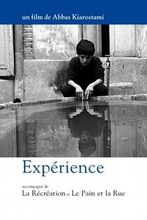 Experiência - Poster / Capa / Cartaz - Oficial 1