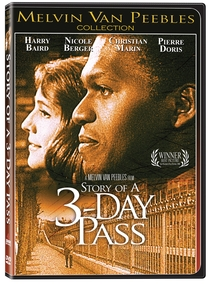 The Story of a Three Day Pass - Poster / Capa / Cartaz - Oficial 1
